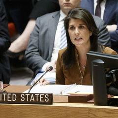 Гейлі: Якщо сирійський режим знову використає отруйний газ, США готові знову діяти