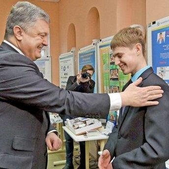 Український школяр створив унікальний смарт-бойлер