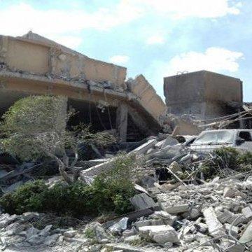 Сирійські ЗМІ виклали кадри руїн хімінституту, знищеного Томагавками