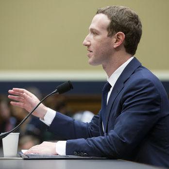 У 2017 році на безпеку Цукерберга Facebook витратив 7,3 млн