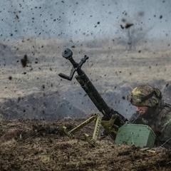 Минулої доби бойовики здійснили 59 обстрілів позицій ЗСУ - прес-центр АТО