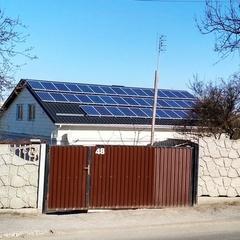 «Ощадбанк» почав кредитувати фізосіб на встановлення сонячних електростанцій
