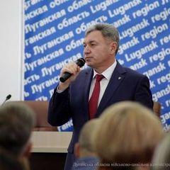 Голова Луганської адміністрації Гарбуз розповів, як три роки жив у лісі як Мауглі