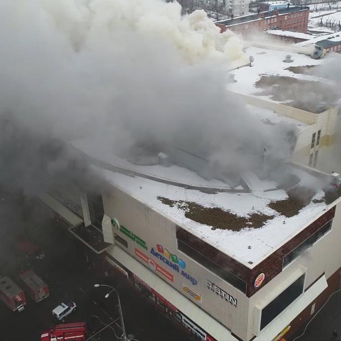 Пожежа у Кемерові: експерти пояснили, чому сталося коротке замикання