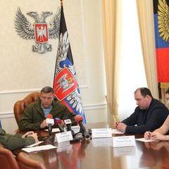Захарченко заявив, що готовий підписати документ про зняття торговельних мит для угруповання «ЛНР»