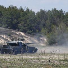 Уперше за довгий час бойовики використали танки, - волонтери (відео)