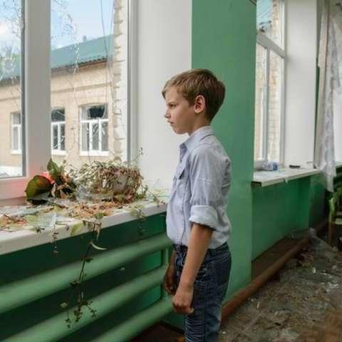 У мерії Києва покажуть «Життя на лінії зіткнення»