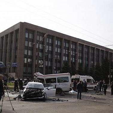 18 квітня у Кривому Розі оголосили день жалоби