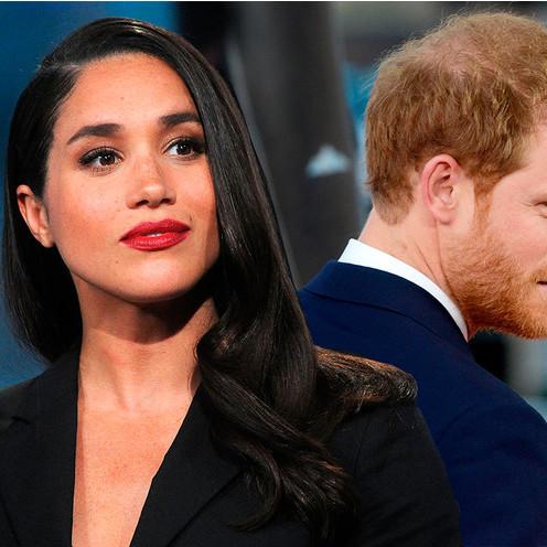 У Великобританії випустили книгу з біографією нареченої принца Гаррі Меган Маркл (відео)