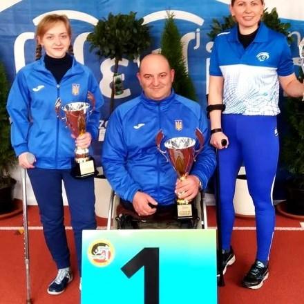 Українські паралімпійці з 20 медалями виграли командний залік Кубку світу зі стрільби