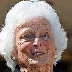 Померла колишня перша леді США Барабара Буш