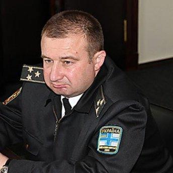 Полторак відсторонив від посади начальника штабу ВМС: ЗМІ назвали причину