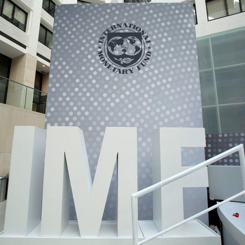 МВФ попереджає про ризики для світової фінансової системи