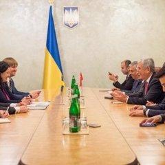 Україна прагне посилювати партнерство з Туреччиною – Климпуш-Цинцадзе