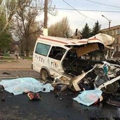 ДТП у Кривому Розі: затриманий водій-учасник аварії серйозно хворий