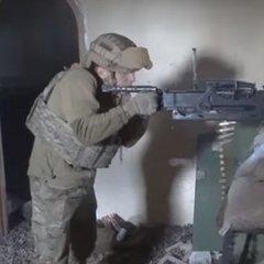 «Азов» показав відео зі своїми гарячими боями на Донбасі