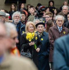 Польща відзначає 75-ту річницю повстання у Варшавському гетто