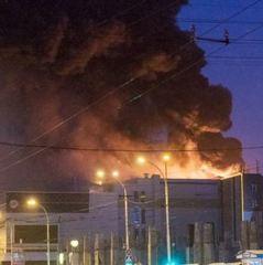 Слідчий комітет Росії: остаточна кількість загиблих під час пожежі в Кемерові – 60