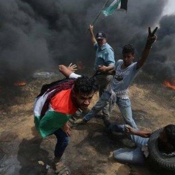Нові сутички на кордоні сектора Газа: 4 загиблих, понад 150 поранених