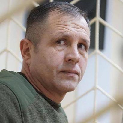 У Криму політв'язня Балуха мають намір помістити в карцер