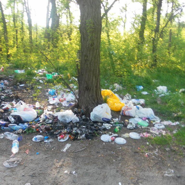 Україна опинилася серед найбрудніших країн Європи