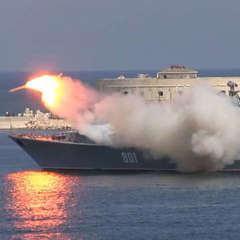 Росія проводить військові навчання в окупованому Криму