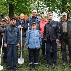 У Києві оновили алею «Дерев пам