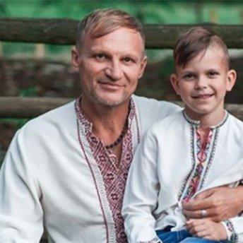 Олег Скрипка показав, як співає його син (відео)