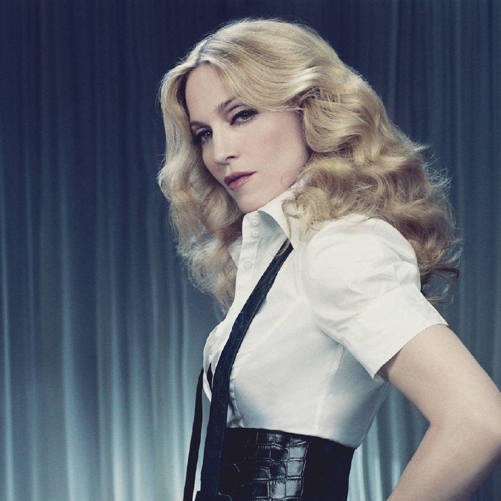 Мадонна програла суд, її спідню білизну та любовний лист від Тупака виставлять на торги