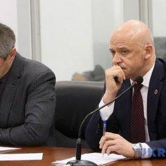 Труханов на сесії одеської міськради вперше заговорив українською