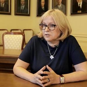В медуніверситеті заявили, що суд знову поновив Амосову на посаді ректора