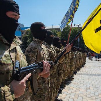 У МВС назвали батальйон «Азов» найбільш мотивованим і боєздатним підрозділом Нацгвардії України