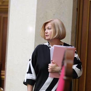 Геращенко: Я у ПАРЄ закликала посилити санкції проти Росії, яка зловживає правом вето і блокує всі рішення Радбезу ООН