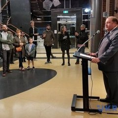 У Мельбурні відкрилася фотовиставка, присвячена подіям на сході України