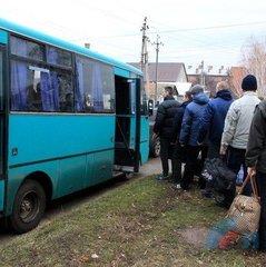14 звільнених у грудні заручників отримають по 50 тис. грн