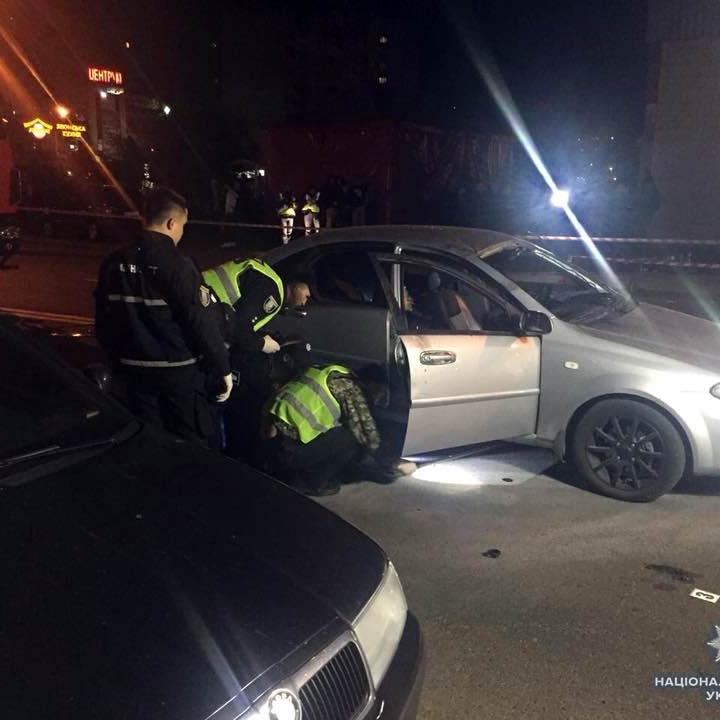 У Києві вибухнув автомобіль: одна людина загинула