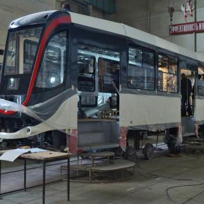 Україна буде пострачати трамваї в Єгипет