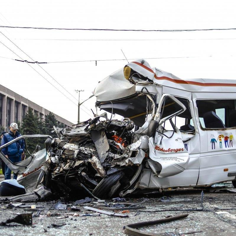 Моторошне ДТП у Кривому Розі: зросла кількість загиблих