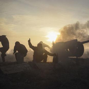У Міноборони України повідомили, що 28 квітня у зоні АТО українські військові 30 разів відкривали вогонь у відповідь