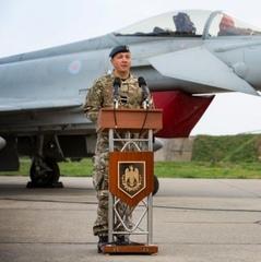 Винищувачі Британії патрулюватимуть повітряний простір над Чорним морем
