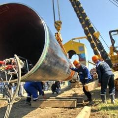 Закінчилося будівництво першої нитки газопроводу в обхід УкраїниЗакінчилося будівництво першої нитки газопроводу в обхід України