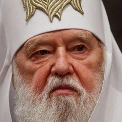 Філарет у Європарламенті помолився за Україну