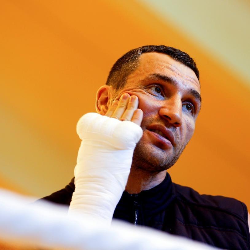 Кличко назвав умову свого повернення у бокс