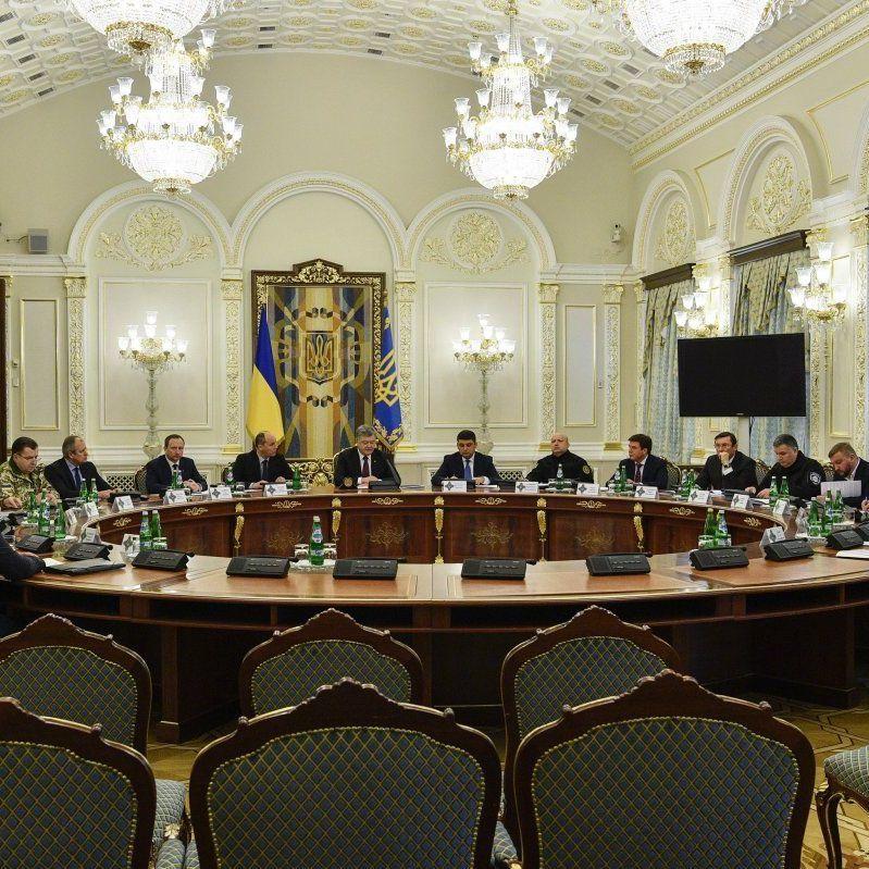 Україна ввела нові та продовжила старі санкції проти Росії
