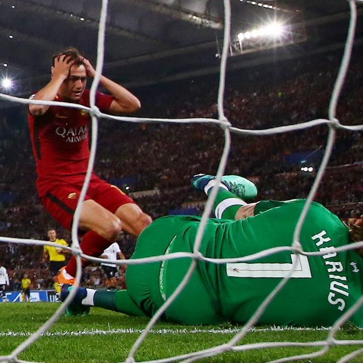 «Ліверпуль» і «Рома» встановили рекорд півфіналів Ліги чемпіонів