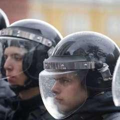 У Росії арештували учасника першотравневої демонстрації через прапор ЄС