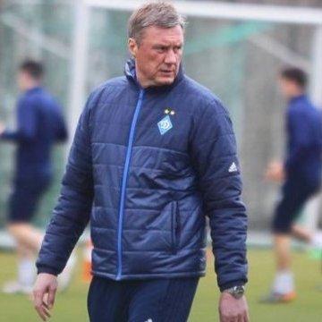 Хацкевич: Ми повинні витримати удар, будемо налаштовуватися на Кубок