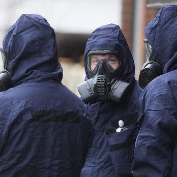 У МЗС Чехії заявили, що їхні військові працюють не з таким видом «Новачка», яким отруїли Скрипалів