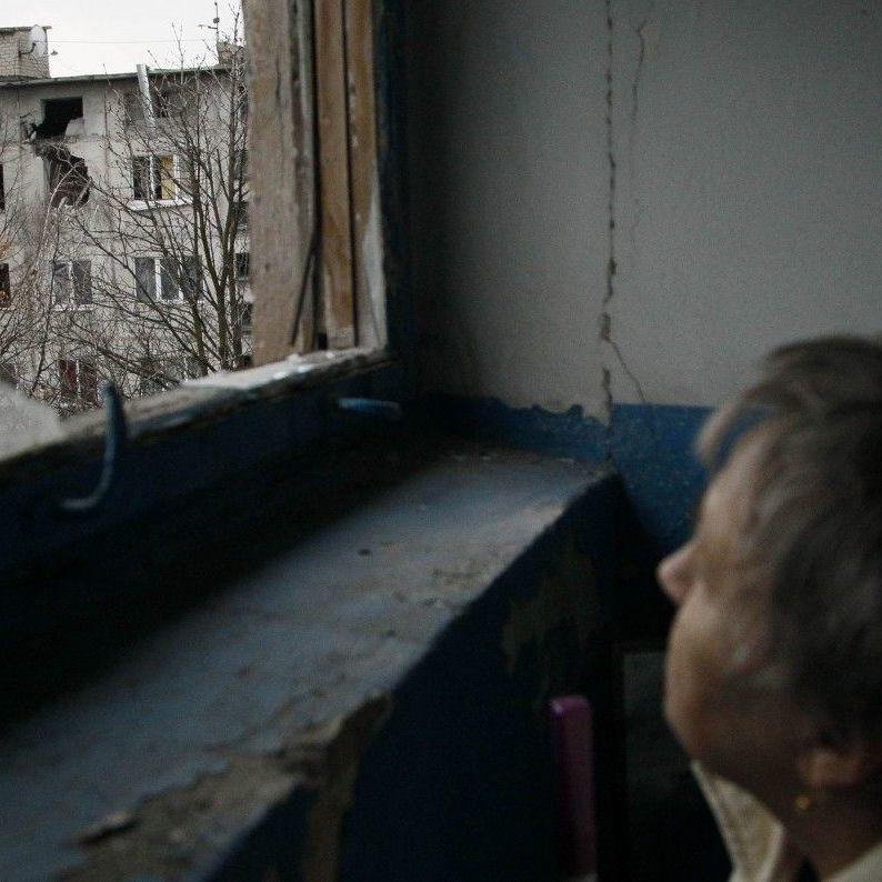 Бойовики обстріляли будинки мирних жителів у Зайцевому