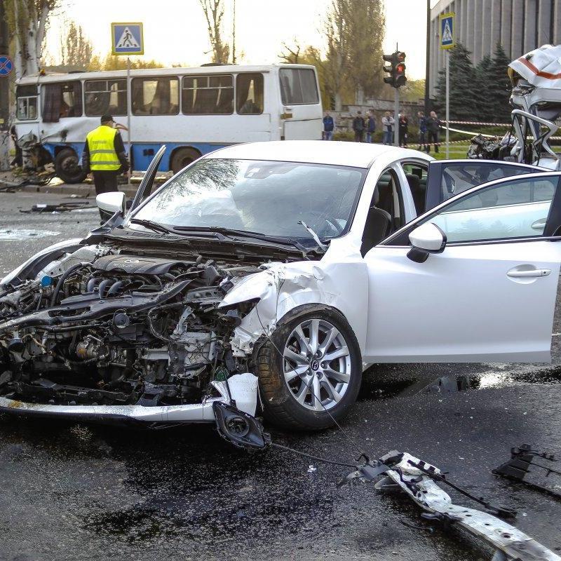Кривава ДТП у Кривому Розі: підозрюваний водій легковика помер у СІЗО